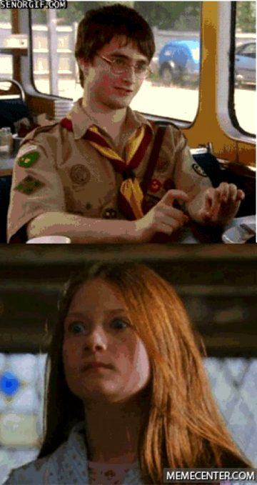 DIRTY Harry!