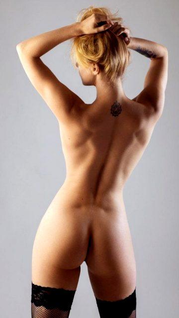 Do U Like My Back?