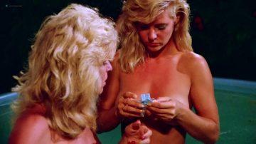 Dona Speir And Hope Marie Carlton — Hard Ticket To Hawaii Blu-Ray