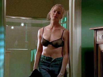Elisabeth Shue – Trigger Effect – Pinching Her Nipple – SMOOTH SLOWMO
