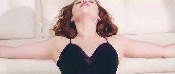 Emilia Clarke – BTS On A Magazine Shoot