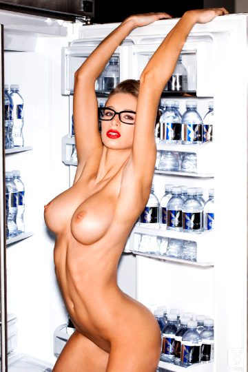 Emily Agnes Playboy Playmate Of Month July 2014