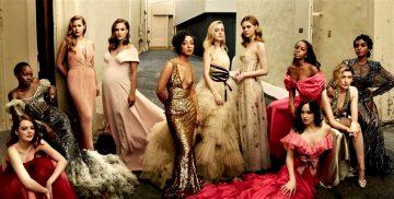 Emma Stone, Lupita Nyong'o, Amy Adams, Natalie Portman, Ruth Negga, Dakota Fanning, Elle Fanning, Aja Naomi King, Dakota Johnson, Greta Gerwig And Janelle Monae