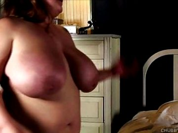 Fabulous fatty loves fucking and sticky facial cumshots