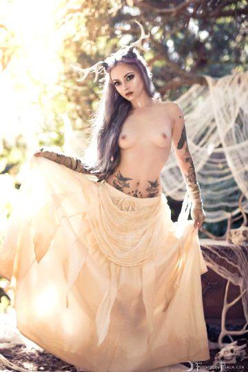 Forbiddenrealm Genevieve – Forest Creature