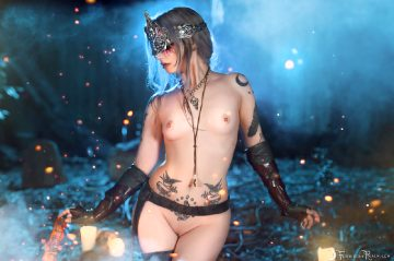Forbiddenrealm Genevieve The Last Fire Keeper