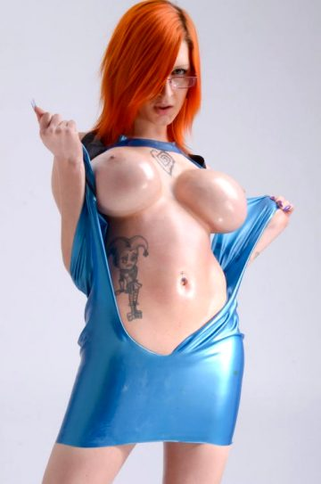 Foxy From Fake Tit Sanctuary