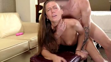 Freaky Elena Likes It Deep In Her Ass