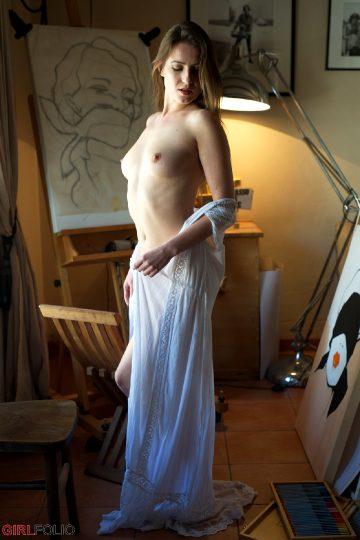 Girlfolio Scarlot Rose – Muse