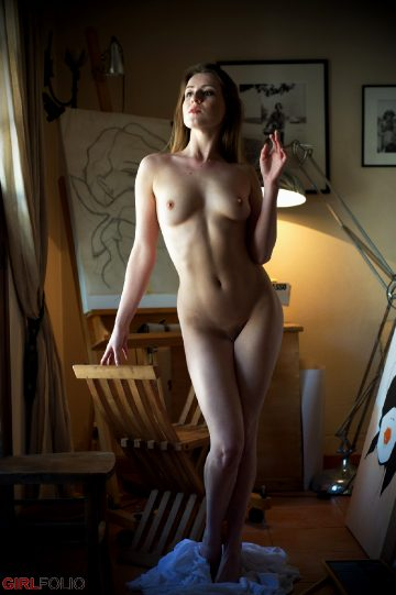 Girlfolio Scarlot Rose Muse