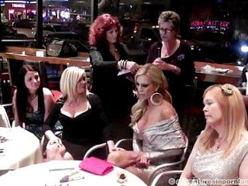 Golden Goddesses Book Signing – Hustler Hollywood