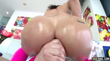 Gorgeous Slut Pornstar Kissa Sins Loves Anal Sex