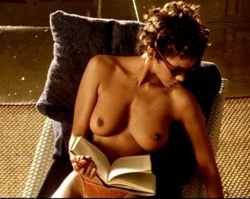 Halle Berry From The Movie Swordfish