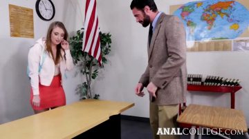 Harley Jade – Taking One For The Dean