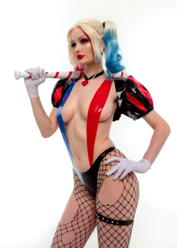 Harley Quinn By Tniwe