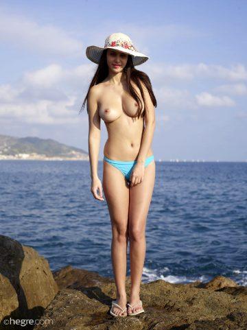 Hegre Alisa Naked Vacation