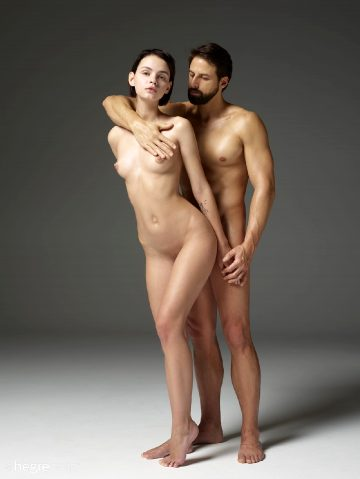 Hegre Art Ariel Alex Couple Nudes