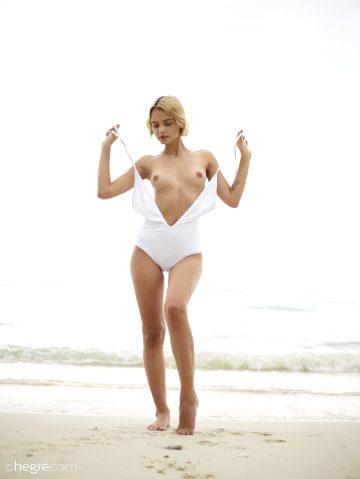 Hegre Art Ariel White Angel