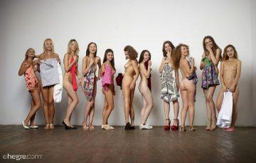 Hegre-art Hegre – Girls Girls Girls