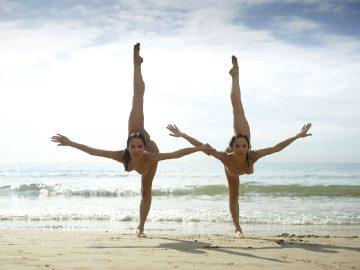 Hegre-art Julietta And Magdalena Beach Contortions – Julietta-and-magdalena-beach-contortions