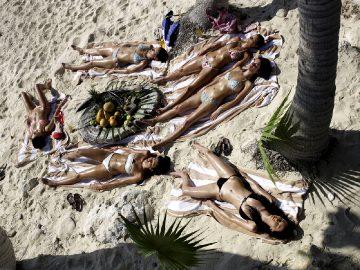 Hegre Art Melisa Anna Brigi Muriel Suzie Suzie Carina Picnic In Mexico I