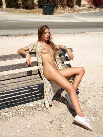Hegre-art Taya – Public Nudity