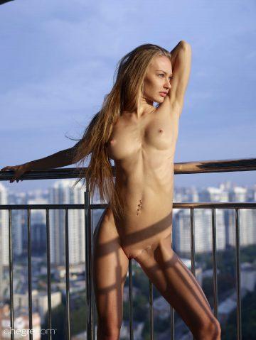 Hegre Jolie Sexy Skyline