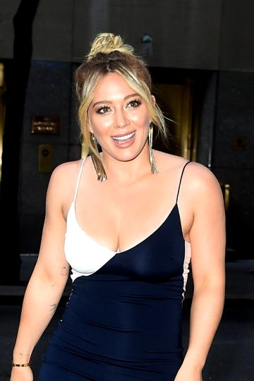 Hilary Duff – Out In NYC