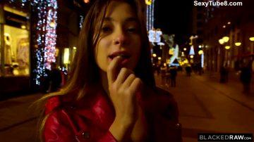 Horny Liya Silver Takes BBC Anal In BlackedRAW