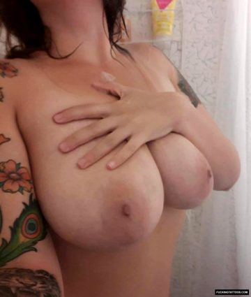 Hot Tits And Tattoos