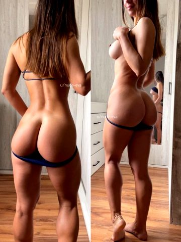 I Like It, When Guys Look At My Ass, When I Walk Past Them In The Gym