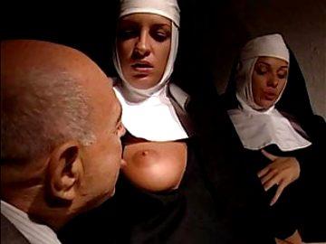 Il Diavolo In Convento Italian Nun Porn Full Film