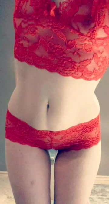I'm Not A Fan Of Red Underwear, But I Figured Some Of You Might Be