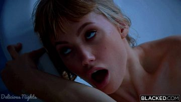 Ivy Wolve – Blacked – My First
