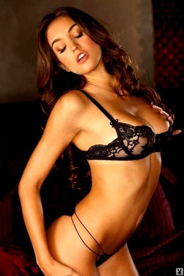 Jaclyn Swedberg – Playboy Playmate Of The Year 2012