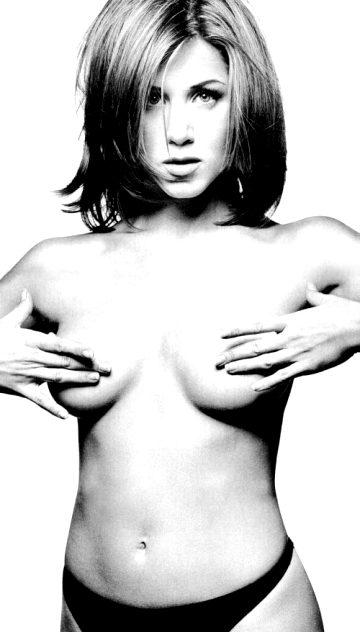 Jennifer Aniston NSFW