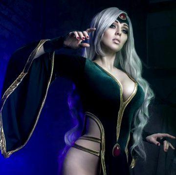 Jennifer Morgan From DC Comics By Smirko_o