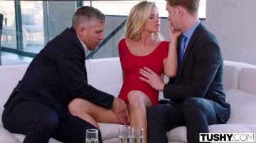 Jessa Rhodes Craves Two Cocks In Amazing Dp Sex