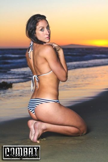 Jessica Penne Mma Fighter Sexy Booty 2