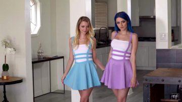 Jewelz Blu And Riley Star – Double The Fun