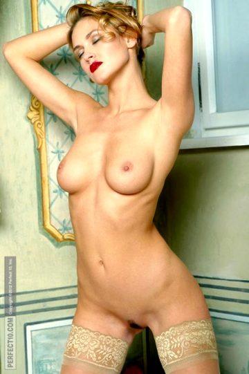 JOANNA CHOJNACKA Perfect10 Model