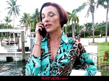 Karups – Mature Stella Banks Cheats With Her Trainer