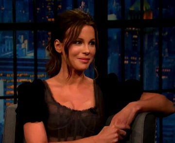 Kate Beckinsale's Smile Is Exotic