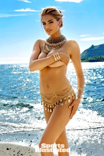 Kate Upton – New SI Swimsuit Pics