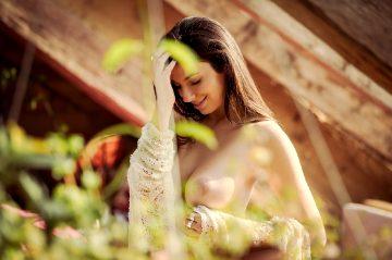 Katey In Vibrant Beauty