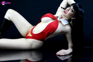 Kayla Kiss As Vampirella