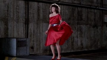 Kelly LeBrock – The Woman In Red