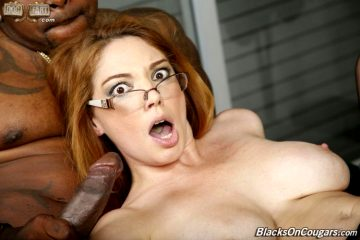 Kiki Daire Blacks On Cougars Milf Double Penetrated By Two Black Cocks