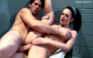 Kinggoochgifs Big Tits In Uniform Slutty Stay In The Slammer Alektra Blue Pt2 Sex Anal (7 gifs)