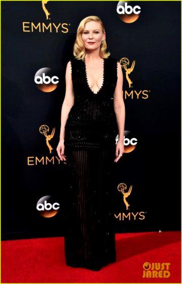 Kirsten Dunst Emmy Album